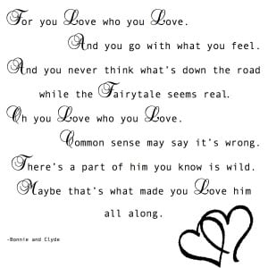 Download Bonnie And Clyde Quotes Love