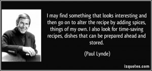 More Paul Lynde Quotes