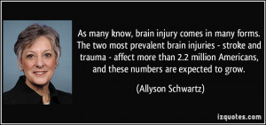 Quotes About Brain Injuries