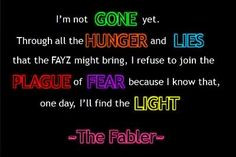 am in the FAYZ More