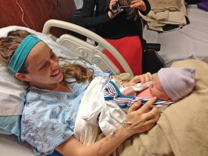 Jill (Duggar) Dillard and Husband Derick Welcome First Child| Babies ...