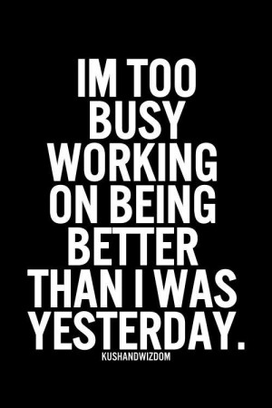 certainly don't have time to waste on negativity, thanks! #recovery ...