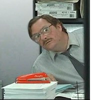 Is Lumbergh the Best Character in 'Office Space'?