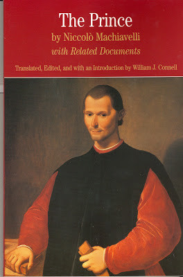 Machiavelli (the prince): Favourite Excerpts