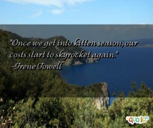 Kitten Quotes