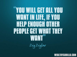 Zig Ziglar Inspirational Business Quotes