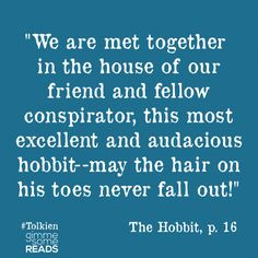 audacious} #quote from #TheHobbit #Tolkien | Hobbit Dictionary ...