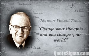 59 Insightful Quotes by Norman Vincent Peale