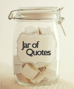 Jar of Quotes