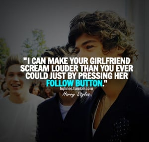 1d, harry styles, hqlines, one direction, quotes, sayings