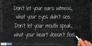 Witness Quotes|Quote On Witness.