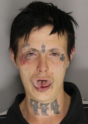 Adam Pate, Scary Mugshots, Mugs Shots, Funny Mugshots, Carolina Man ...