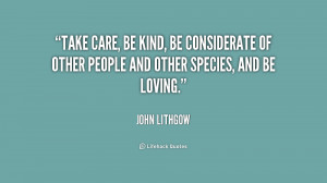 Quotes About Being Taking Care of Others