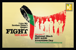 ... 2012 was national black hiv aids awareness day black people continue