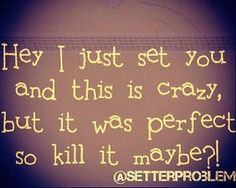 : Volleyball Setter Quotes Tumblr , Volleyball Quotes , Volleyball ...