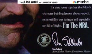tom selleck quotes on mustaches