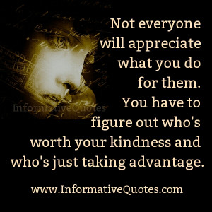 If it's the right thing to do still do it, despite appreciation. The ...