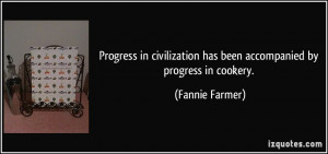 More Fannie Farmer Quotes
