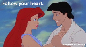 The Little Mermaid Quotes About Love The little mermaid