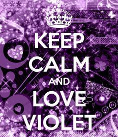keep calm and..... More