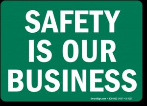 Work Safety Slogans