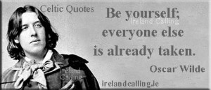 Oscar Wilde Irish writer