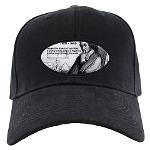 White & Black Baseball Caps & Truck / Trucker Hats