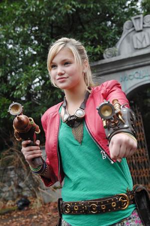 Olivia Holt as