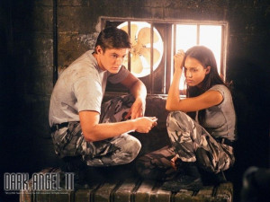dark angel tv show | Which five characters, or groups of characters ...