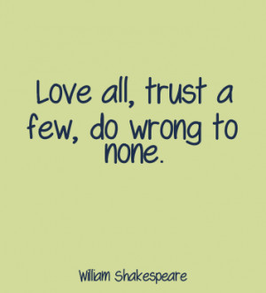 quotes, William Shakespeare famous quotes, great Shakespeare quotes ...