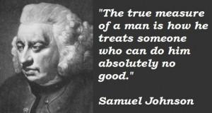 Samuel johnson famous quotes 2