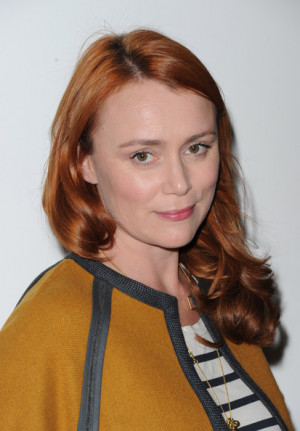 Keeley Hawes Keeley Hawes attends the Issa show during London Fashion
