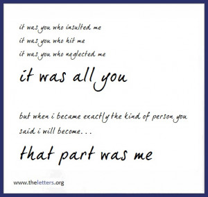 Quotes About Abuse and Neglect
