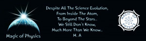 Science Needs Experiment.. Experiment Needs Science..