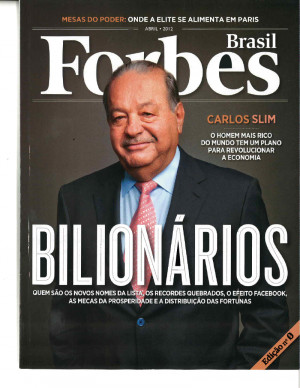 Forbes Launch Brazil Edition