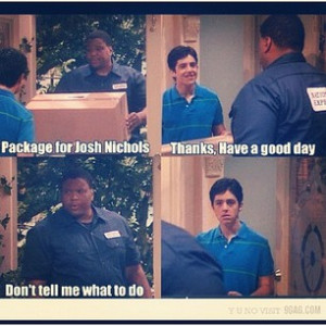 Funny Drake And Josh Quotes