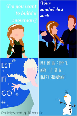 Frozen Movie Quotes Frozen movie quotes