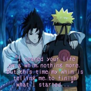 characters #Uchiha #Sasuke #Uzumaki #Naruto #typography #quote ...