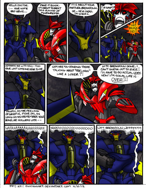 Transformers Prime Knockout Funny