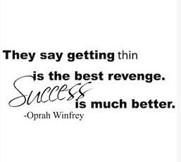 Getting Revenge Quotes