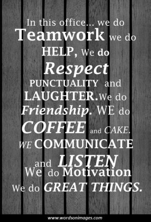 Quotes amp Sayings About Teamwork