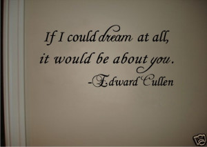 Quote from Twilight-we're so cheesy, we could totally put this on our ...