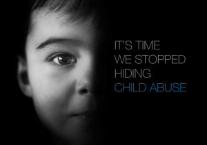 Stop Child Abuse Abuse