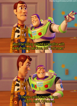 Funny Quotes From Toy Story