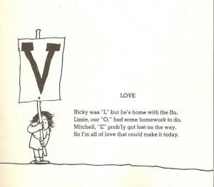 Shel Silverstein – LOVE