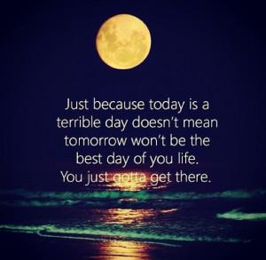Quotes Get Through Tough Times
