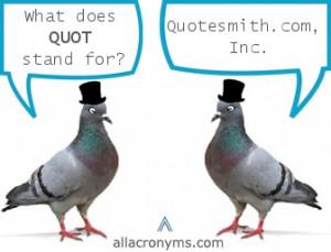 QUOT means Quotesmith.com, Inc.