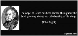 More John Bright Quotes