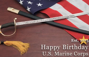 Veteran's Day and the Marine Corps Birthday