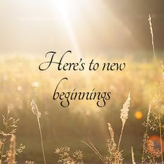 Happy Easter! Here's to New Beginnings... #quote More